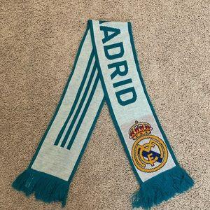 Real Madrid scarf - NWOT